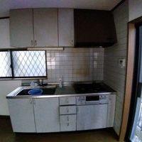 戸建てのキッチン(埼玉)