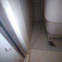 浴槽のエプロン内の高圧洗浄(浴室クリーニング込み)(杉並区)